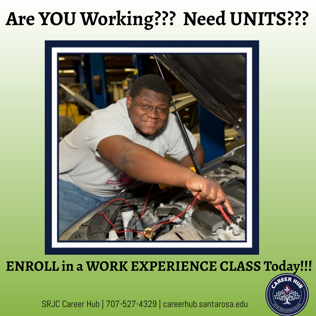 Join a work experience course today!
